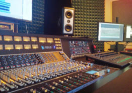 Mirror Sound - Rooms and Equipment - Facility